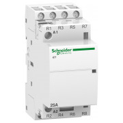 Модульний контактор Schneider Electric iCT (Acti9) 25A 4НЗ 220/240В міні-фото