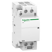 Модульний контактор Schneider Electric iCT (Acti9) 40A 2НВ 220/240В міні-фото