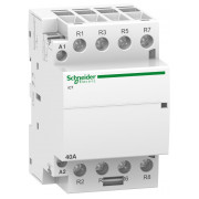 Модульний контактор Schneider Electric iCT (Acti9) 40A 4НЗ 220/240В міні-фото